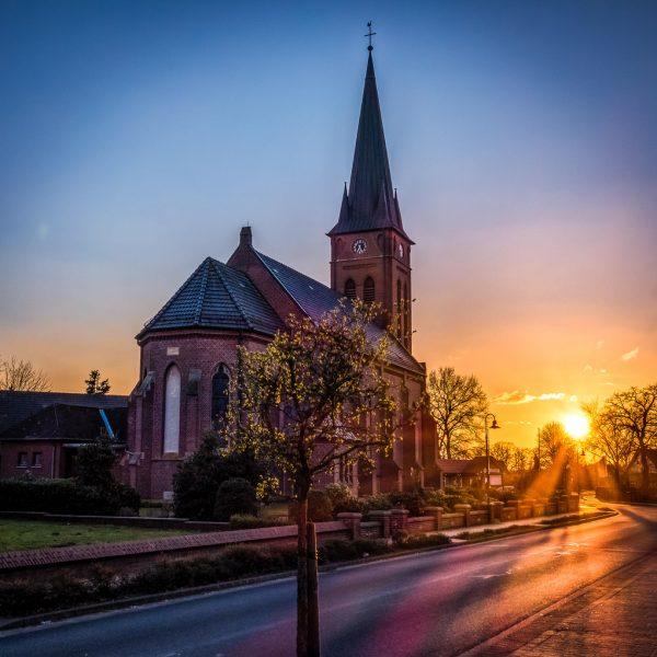 3. Preis - Christian Wilmes: Kirche in Dohren