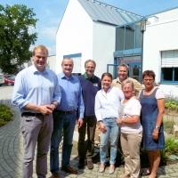 Im Freiwilligenzentrum SKM in Lingen