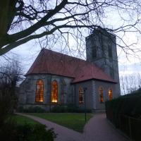 Ref. Kirche Veldhausen (Quelle: Gerrit Dams/ privat)