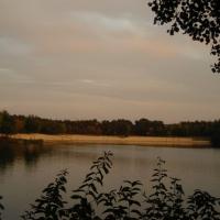 Badestrand am Quendorfer See (Quelle: Gesine Wortelen/ privat)