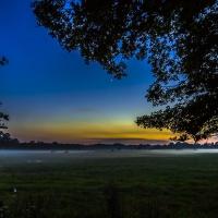 Sonnenuntergang Uelsen (Quelle: Ralf Prigge/ privat)