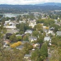 Mein Platzierungsort - Oregon City (Quelle: Sebastian Mers / privat)