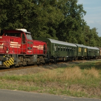 Bentheimer (Privat-) Eisenbahn auf Grafschafter Schienen (Quelle: Gerrit Dams/ privat)