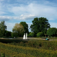 Bentheimer Kurpark (Quelle: Frieda Verwold/ privat)