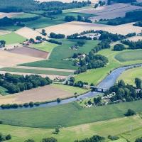 Rundflug über das Emsland (Quelle: Alfred Bültel/ privat)