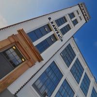 RAWE Gebäude in Nordhorn (Quelle: Dieter Lindschulte/ privat)