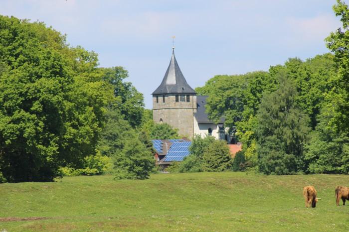 Kirche in Meppen (Quelle: Augustin/privat)