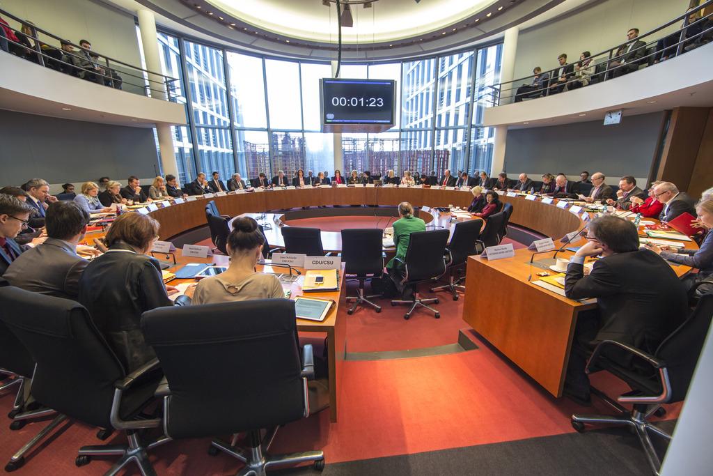 Ausschuss Arbeit und Soziales