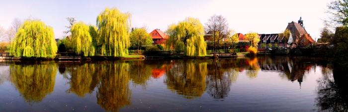 Mühlengraben in Neuenhaus (Quelle: Kahsnitz/privat)