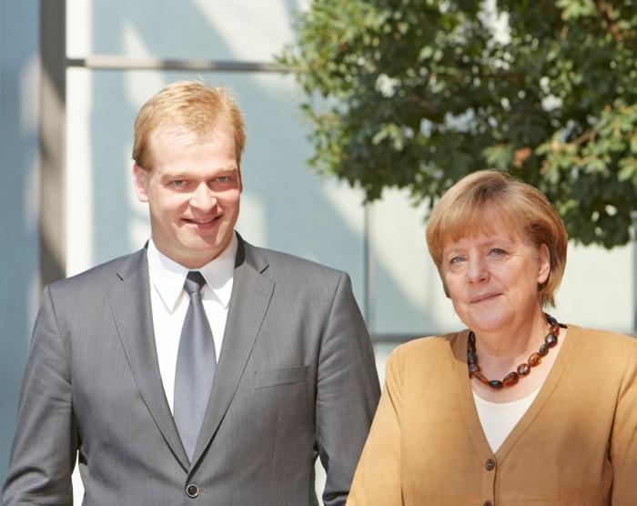 Erststimme Albert Stegemann Zweitstimme Angela Merkel und die CDU
