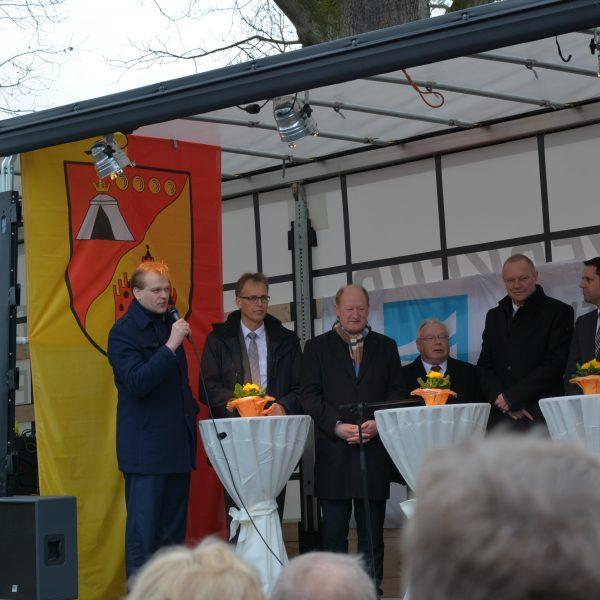 Wiederbelebung der Bahnstrecke Bad Bentheim - Neuenhaus