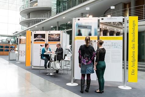 Wanderausstellung Deutscher Bundestag