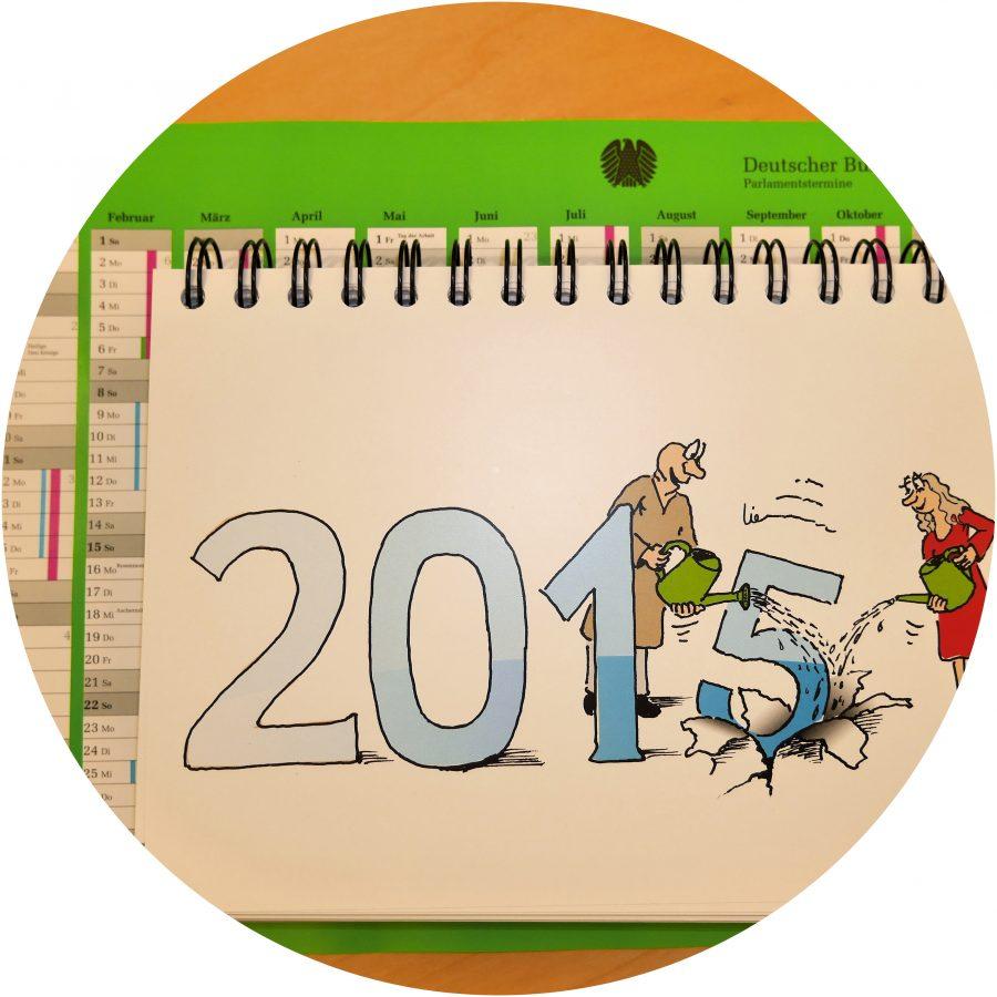 Was ändert sich 2015?